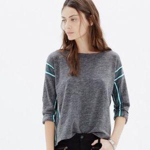 Madewell Nordic Tee Striped Shirt